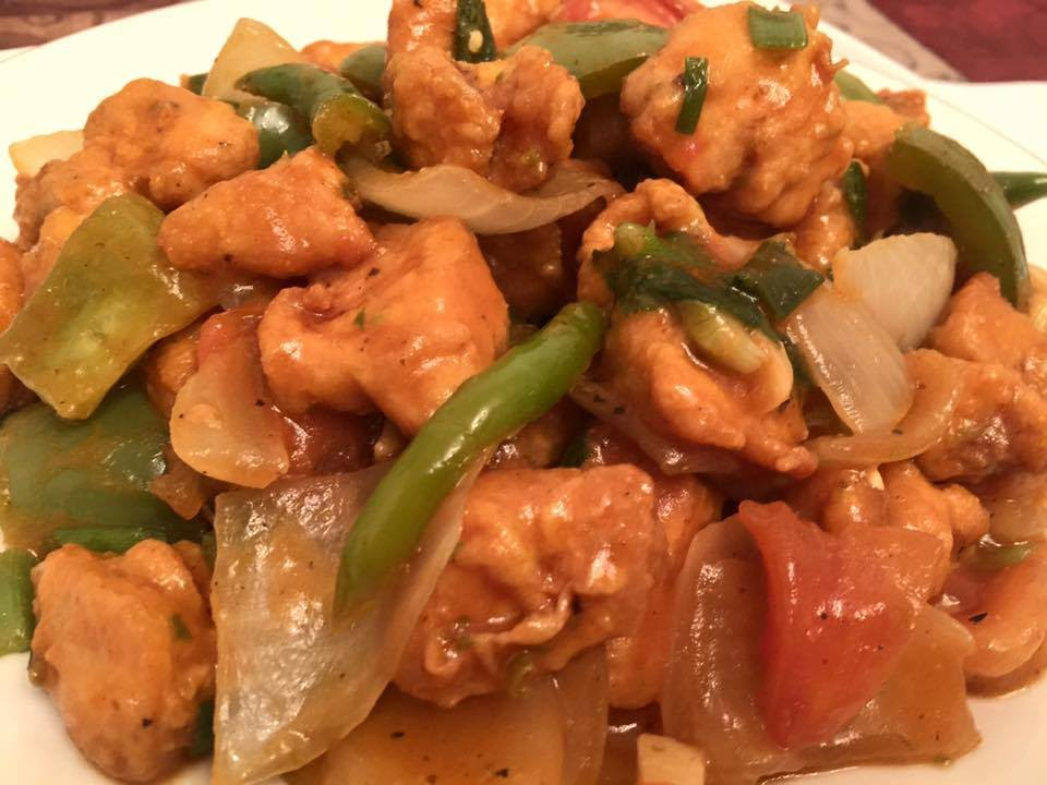 Chili Chicken Recipe EASY CHILLI CHICKEN INDO CHINESE By Sehar Syed