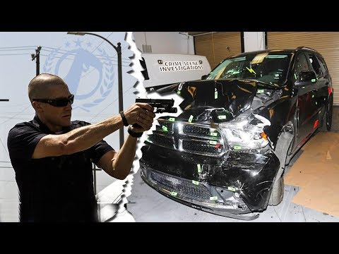 Применение оружия полицией.