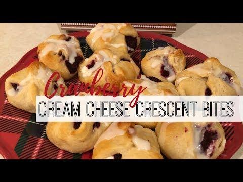 cranberry-cream-cheese-crescent-bites