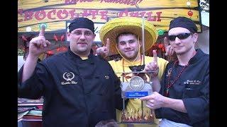 Chef Brett Tedler 2006 BWL Chili Cook-Off