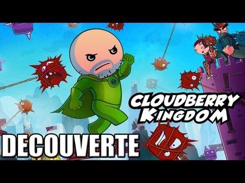 Cloudberry kingdom : Vidéo découverte !