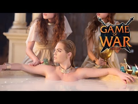 "Game of War - 2015 Super Bowl Commercial ""Who I Am"" ft. Kate Upton"
