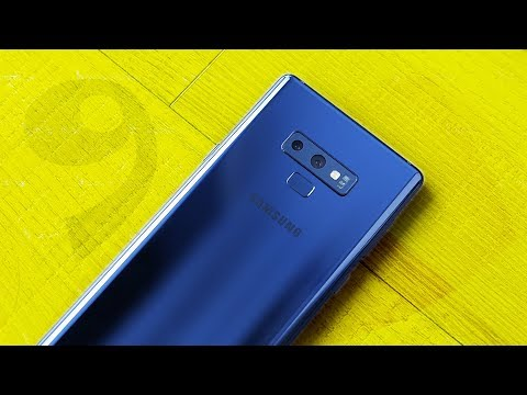 Galaxy Note 9 - The Perfect Size?
