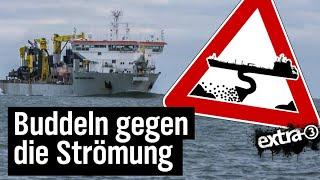 Elbvertiefung für den Hamburger Hafen – Buddeln gegen die Strömung