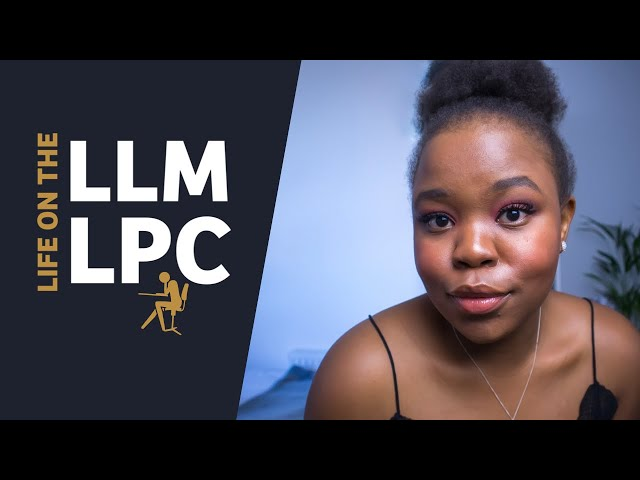 How to survive the skills exams on the LLM LPC