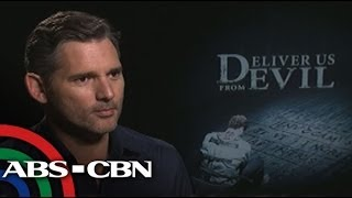 Eric Bana as Ralph Sarchie in Deliver Us from Devil