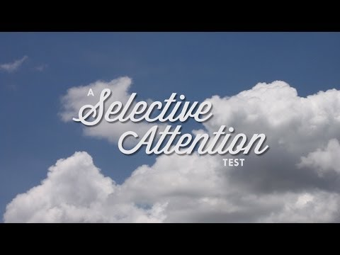 Selective Attention Test