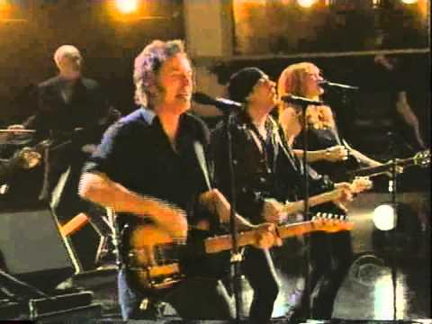 Bruce Springsteen / The Rising /  Live performance (2001)