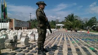 Colombia Seizes 17,500 Pounds Of Cocaine In Biggest Drug Bust Ever