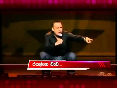 RUSSELL PETERS On Live At 8
