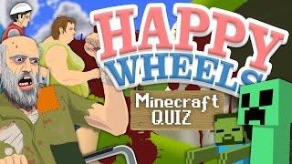 MINECRAFT IN HAPPY WHEELS?!