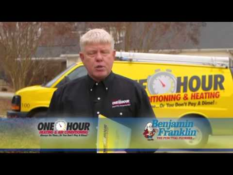 Charlotte Air Conditioning Company 704 323 8004 One Hour Heating