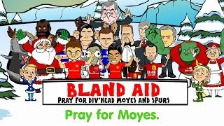 🙏🏻PRAY FOR MOYES🙏🏻 by 442oons (Premier League Christmas Song football cartoon)