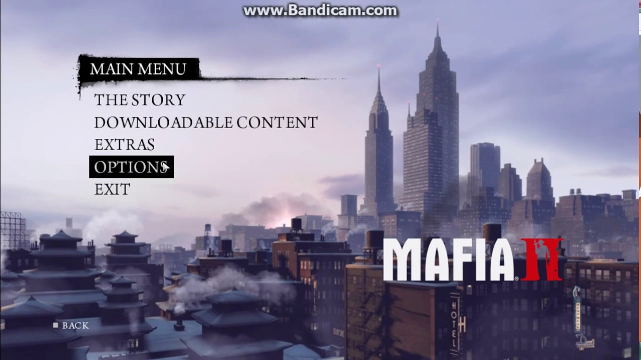 How To Fix Mafia 2 Black Screen Problem With Proof Youtube