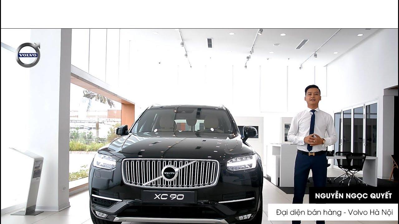 [VOLVO VIỆT NAM] ĐÁNH GIÁ  XE VOLVO XC90 INSCRIPTION 2018 CHI TIẾT TẠI SHOWROOM VOLVO CAR VIỆT NAM