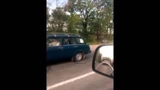 Авария по трассе Черновцы-Новоселица(, 2016-04-17T16:13:31.000Z)