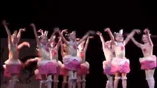 Царевны. Театр танца 'Волшебники времени', Ижевск.