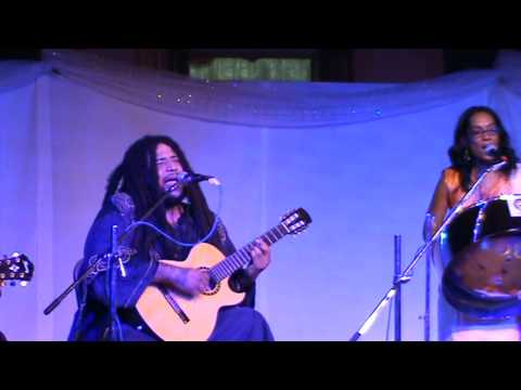 Marcus, Neval and friends performing Amba Bhavani Sharade