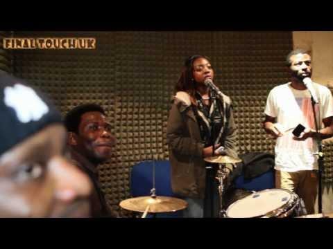 Davison Band Africa Rehearsals with Kwabena Kwabena