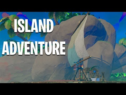 ARE ISLANDS THE KEY TO SUCCESS?  | Raft Gameplay Episode 2