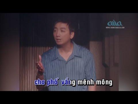 Karaoke Mưa Đêm Tỉnh Nhỏ - Trường Vũ Beat Chuẩn Tone Nam