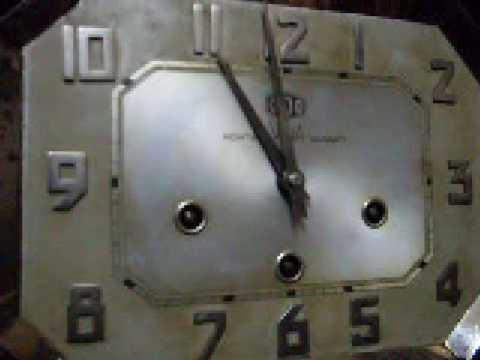 Đồng hồ cổ Pháp