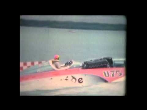 1963 APBA Gold Cup - Detroit, Michigan - For Unlimited Hydroplanes