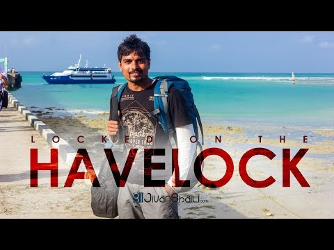 Locked On The Havelock - Andaman Islands | Neil Island | Port Blair | Baratang Island | Scuba Diving