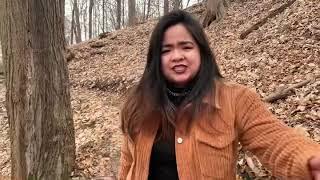 Female Filipino Rapper named YungVilla raps about her grandma