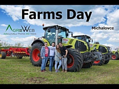 Farmársky deň ► Farm Day ► Michalovce ►  Young Farmers ► machinery ► Agro Web Team