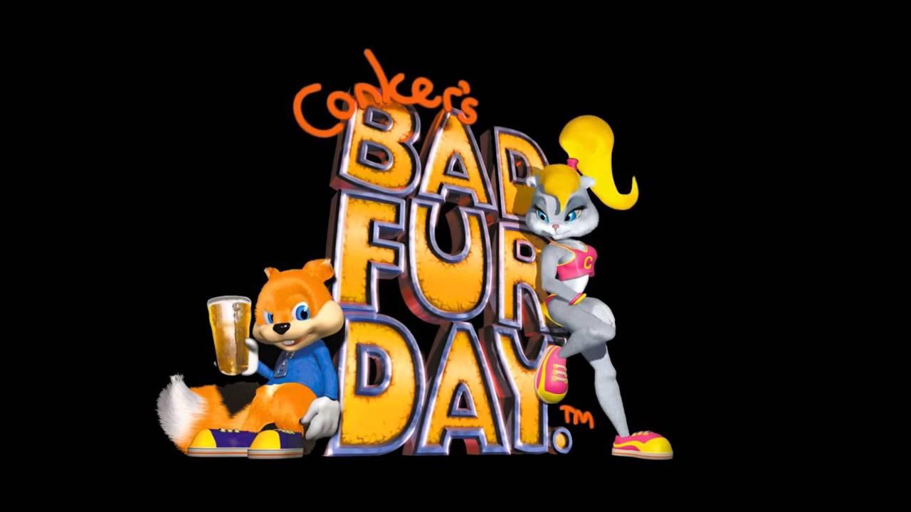 Windy & Co - Conker's Bad Fur Day - Windy & Co - Conker's Bad Fur Day