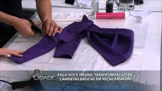 Customização de camisetas