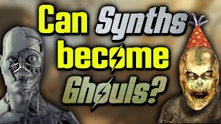 Can Synths Become Ghouls? (Fallout Theory)