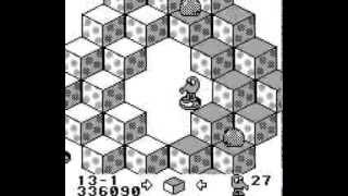 Game Boy Longplay [099] Q-Bert
