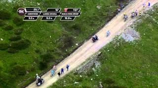 Giro d'Italia 2015: Stage 20 race highlights
