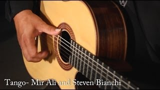 Tango - Performed by Mir Ali and Steven Bianchi