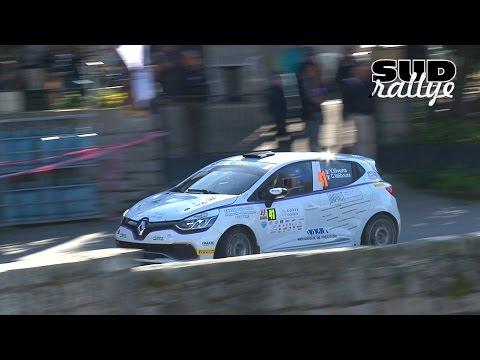 ERC Tour De Corse 2014 Yannick VIVENS / Christophe VALIBOUZE