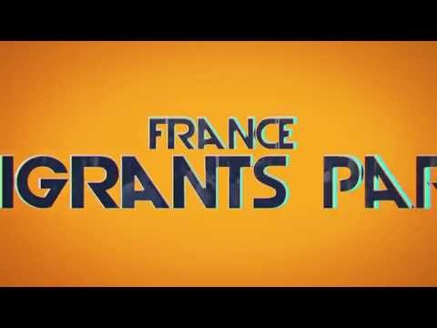 France Migrants Party
