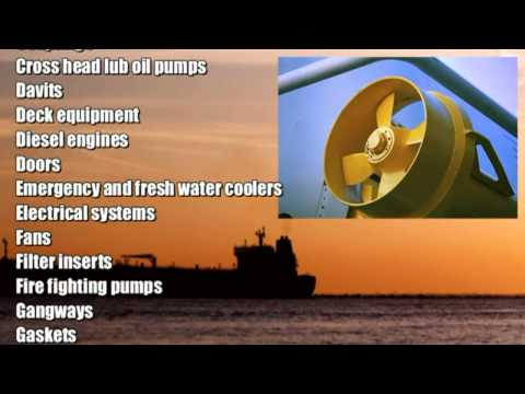 Alphastone Marine Spare Parts