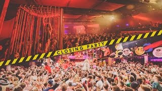 elrow - Kehakuma Closing Party - Space Ibiza (26.09.2015)