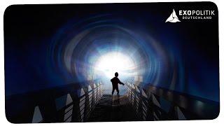Der Lichtstrahl, der mich traf - UFO-Kontakt in Berlin