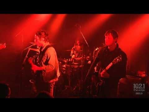 Sam Roberts Band - Shapeshifters (Up Close & Personal Live at the Edge)