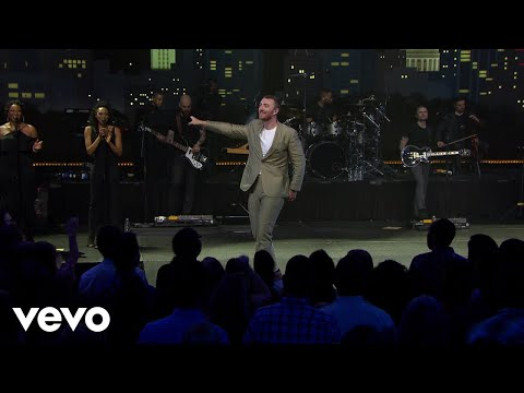 Sam Smith - Too Good At Goodbyes  At Austin City Limits
