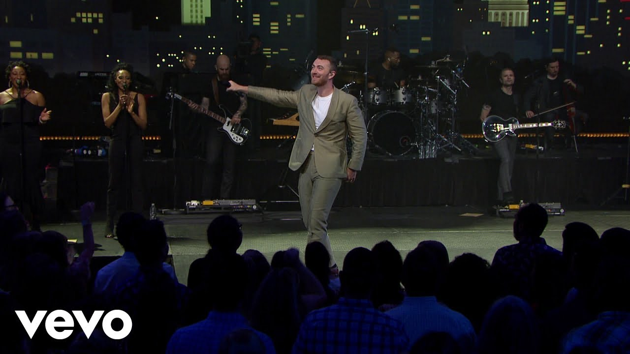 Sam Smith Too Good At Goodbyes Live At Austin City Limits