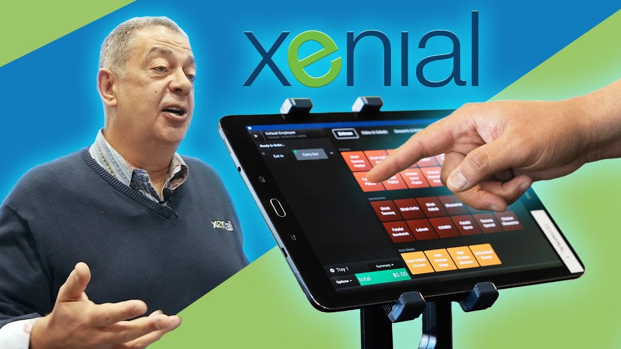 Xenial Cloud Based Pos System App Makes Restaurant Management Easy