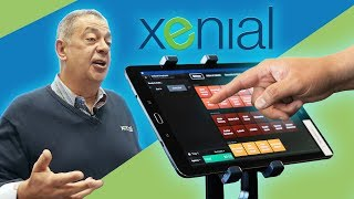 Xenial brings smartphone ease-of-use and convenience to restaurant management. the complexity of traditional pos transformed into a downloadable, cloud based...