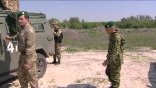 'Супер' БТРы 'Кугуар' украинской армии.