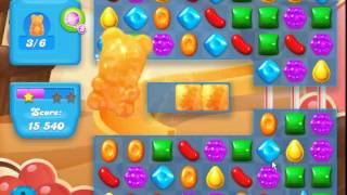 Candy Crush Soda Saga level 95 (3 star, No boosters)