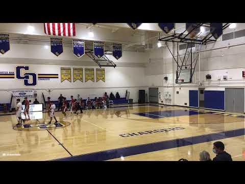 Charter Oak High School Frosh/Soph Basketball vs Covina HS