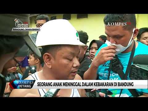 Kebakaran di Bandung, 1 Anak Tewas dan 4 Terluka Mp3